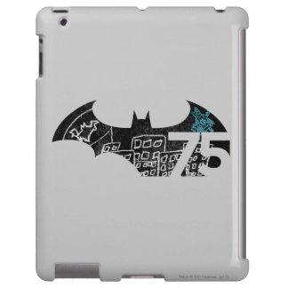 Batman 75 Logo - Chalkboard