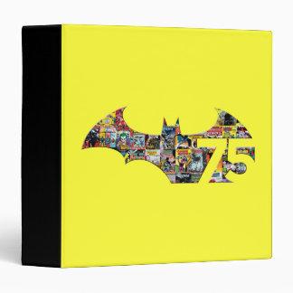 Batman 75 Logo - Comic Covers Binder
