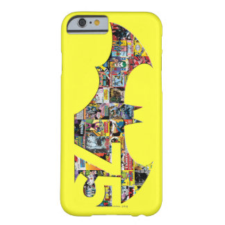 Batman 75 Logo - Comic Covers Barely There iPhone 6 Case