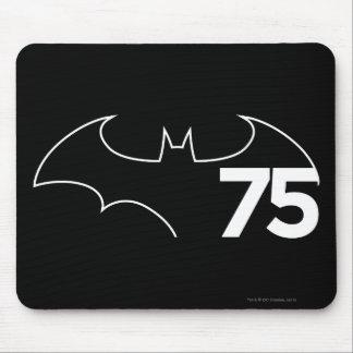 Batman 75 Logo Mouse Pad