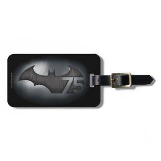 Batman 75 - Metal Grid Tags For Bags