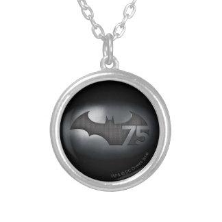 Batman 75 - Rejilla del metal Colgante Redondo