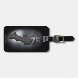 Batman 75 - Rejilla del metal Etiquetas De Equipaje