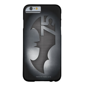 Batman 75 - Rejilla del metal Funda De iPhone 6 Barely There