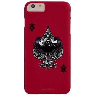 Batman Ace of Spaces Gothic Crest Barely There iPhone 6 Plus Case