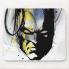 Batman Airbrush Portrait Mouse Pad