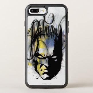 Batman Airbrush Portrait OtterBox Symmetry iPhone 7 Plus Case