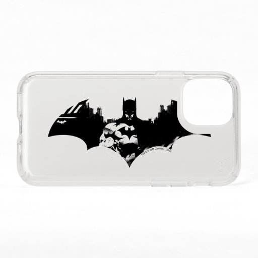 Batman and Gotham Silhouette Bat Logo Speck iPhone 11 Pro Case