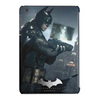 Batman And Oracle iPad Mini Cases