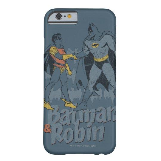Distressed Batman iphone case