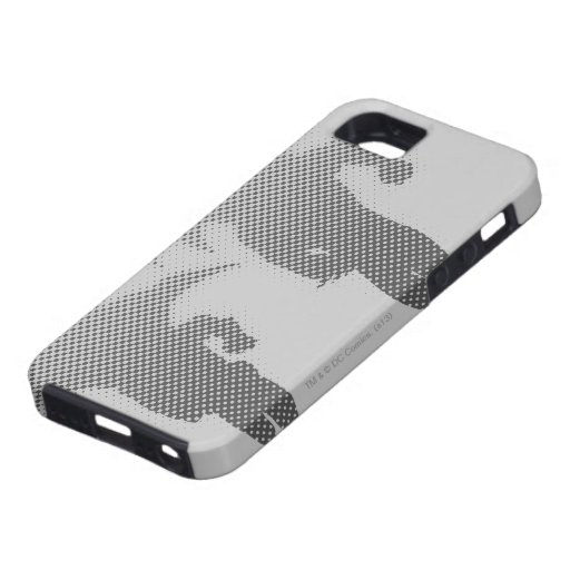 Batman And Robin Halftone Gradient iPhone 5 Covers