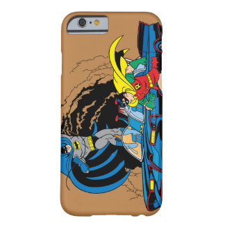 Batman And Robin In Batcave Barely There iPhone 6 Case