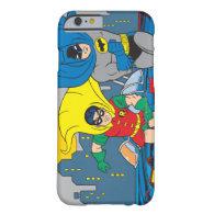 Batman And Robin Running iPhone 6 Case