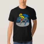 Batman And Robin Running Tee Shirts