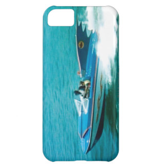 Batman And Robin Speedboat Cover For iPhone 5C