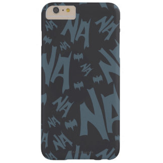 Batman And Robin With Logo Distressed Graphic 2 Barely There iPhone 6 Plus Case