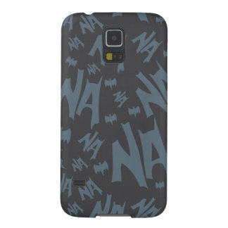 Batman And Robin With Logo Distressed Graphic 2 Galaxy S5 Cover