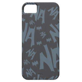 Batman And Robin With Logo Distressed Graphic 2 iPhone SE/5/5s Case