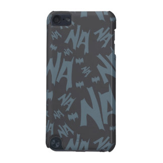 Batman And Robin With Logo Distressed Graphic 2 iPod Touch (5th Generation) Cover