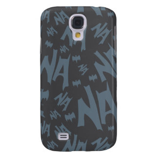 Batman And Robin With Logo Distressed Graphic 2 Samsung S4 Case