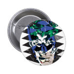 Batman and The Joker Collage Pin