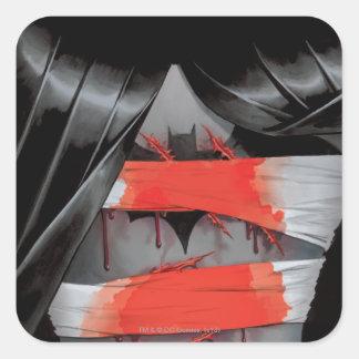 Batman and the Mad Monk #5 Cover Square Sticker