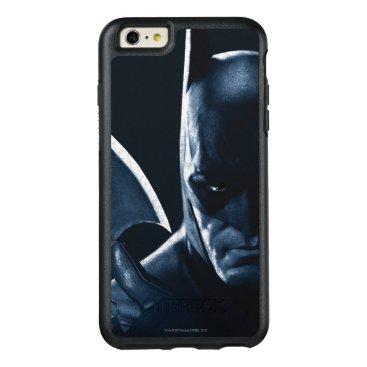 Batman: Arkham Asylum | Batman Closeup OtterBox iPhone 6/6s Plus Case