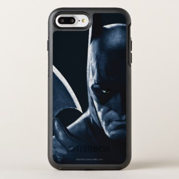 Batman: Arkham Asylum | Batman Closeup OtterBox Symmetry iPhone 8 Plus/7 Plus Case