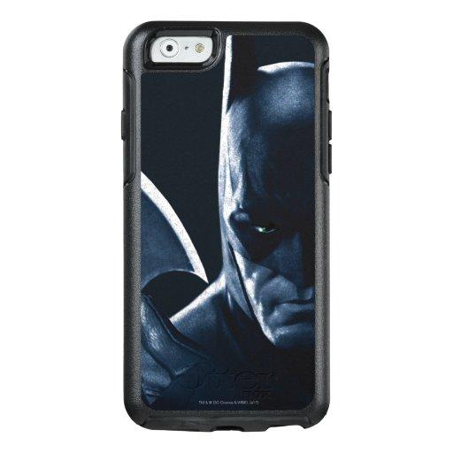 Batman: Arkham Asylum | Batman Closeup OtterBox iPhone 6/6s Case