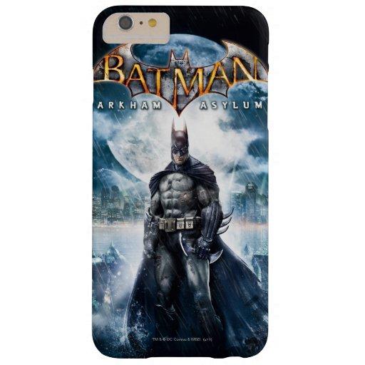 Batman: Arkham Asylum | Game Cover Art