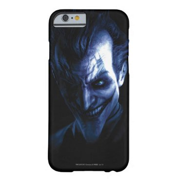 Batman: Arkham Asylum | The Joker In Shadow Barely There iPhone 6 Case