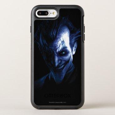 Batman: Arkham Asylum | The Joker In Shadow OtterBox Symmetry iPhone 8 Plus/7 Plus Case