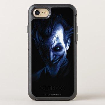 Batman: Arkham Asylum | The Joker In Shadow OtterBox Symmetry iPhone 8/7 Case