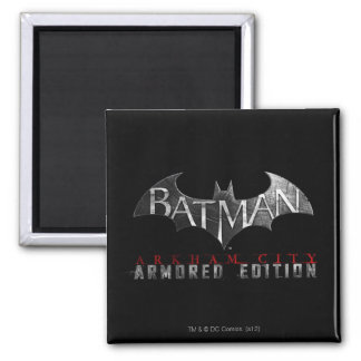 Batman: Arkham City Armored Edition K 2 Inch Square Magnet