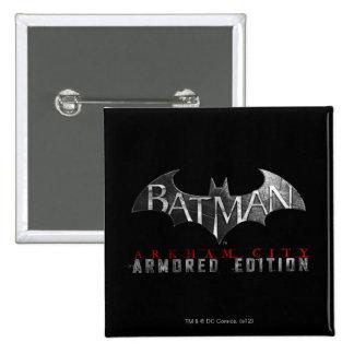 Batman: Arkham City Armored Edition K Button