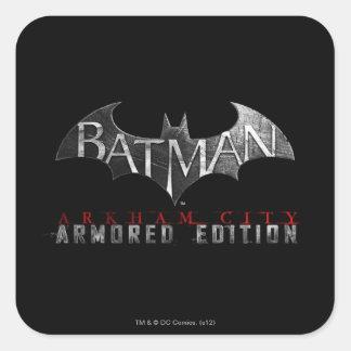 Batman: Arkham City Armored Edition K Square Sticker