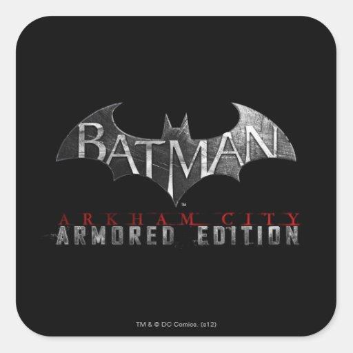 Batman: Arkham City Armored Edition K Stickers