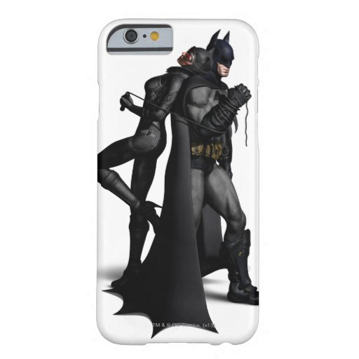 Batman Arkham City | Batman and Catwoman Barely There iPhone 6 Case