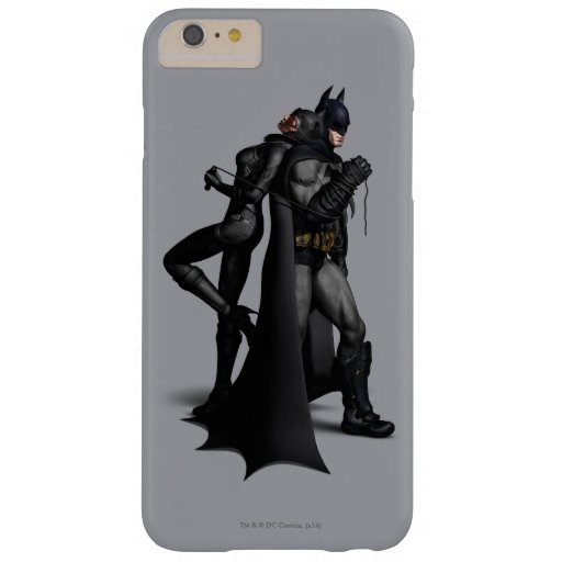 Batman Arkham City | Batman and Catwoman Barely There iPhone 6 Plus Case