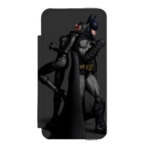 Batman Arkham City | Batman and Catwoman Wallet Case For iPhone SE/5/5s