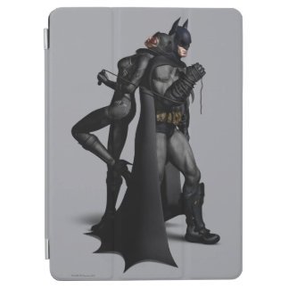 Batman Arkham City | Batman and Catwoman iPad Air Cover