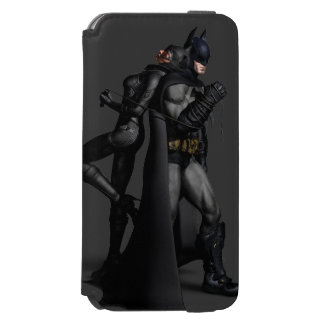 Batman Arkham City | Batman and Catwoman iPhone 6/6s Wallet Case