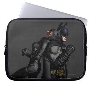 Batman Arkham City | Batman and Catwoman Laptop Sleeve