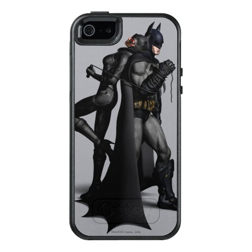 Batman Arkham City | Batman and Catwoman OtterBox iPhone 5/5s/SE Case