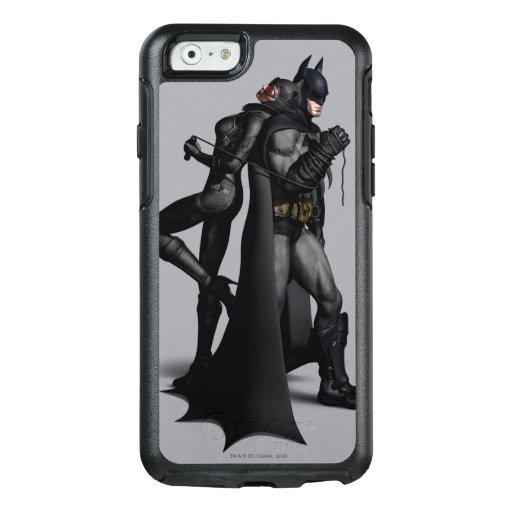 Batman Arkham City | Batman and Catwoman OtterBox iPhone 6/6s Case