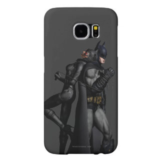 Batman Arkham City | Batman and Catwoman Samsung Galaxy S6 Case