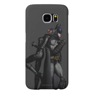 Batman Arkham City | Batman and Catwoman Samsung Galaxy S6 Case