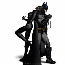 Batman Arkham City | Batman and Catwoman Statuette
