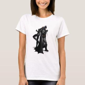 Batman Arkham City | Batman and Catwoman T-Shirt
