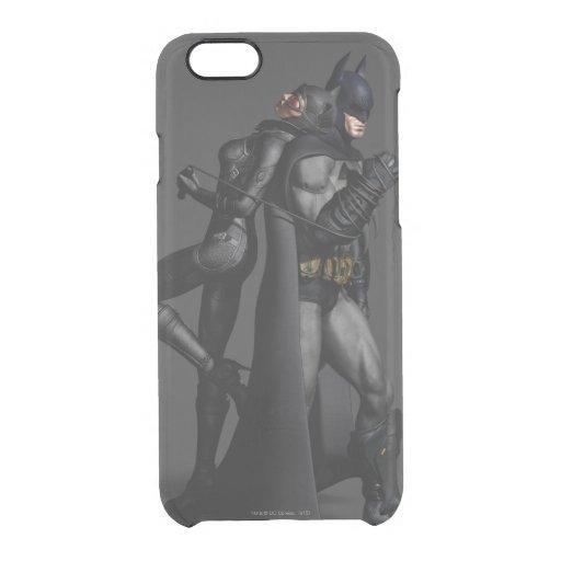 Batman Arkham City | Batman and Catwoman Clear iPhone 6/6S Case